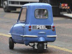 Peel P50: самая маленькая в мире машина за €150 000