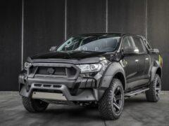 Ателье Carlex Design доработало дизайн Ford Ranger