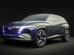 Новый Hyundai Tucson впервые показал интерьер
