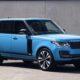 Land Rover представил юбилейную версию внедорожника Range Rover Fifty