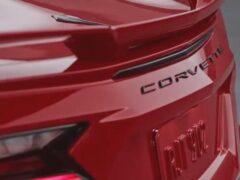 Chevrolet Corvette лишился ещё одной популярной опции
