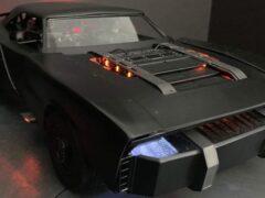 В Сети рассекретили дизайн нового «Бэтмобиля»