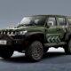 Для Beijing BJ40 в стиле Jeep Wrangler подготовили новую версию