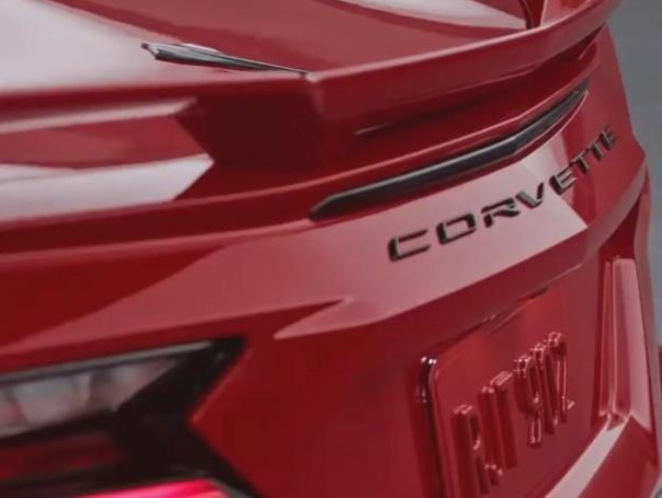 Chevrolet Corvette, антикрыло High Wing
