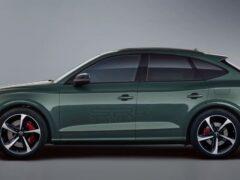 Появились рендеры Audi Q5 Sportback