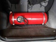 Перевод авто с бензина на газ может обернуться для владельца неприятностями