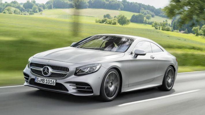 Mercedes-Bens S-Class