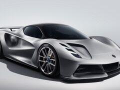 Lotus отказывается от ДВС в пользу электромоторов