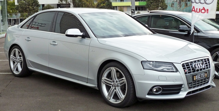 Audi A4, 2009-2010 г.в.