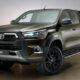 В Сети появились первые снимки нового Toyota Hilux