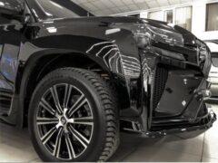 Российские тюнеры создали «дикий» образ Toyota Land Cruiser 200
