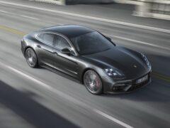 Porsche Panamera стал рекордсменом Нюрбургринга
