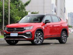 Volkswagen объявил прием заказов на новое кросс-купе Tayron X