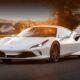Ferrari F8 Tributo тюнеры снабдили огромными колесами