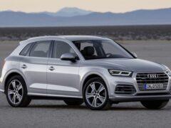 Кроссовер Audi Q5 получит купеобразную версию
