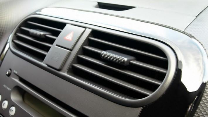 кондиционер, автомобиль