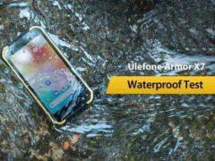 Ulefone Armor X7 Pro: «неубиваемый» смартфон за 80 долларов