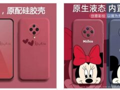 Чехол для Xiaomi Mi CC10 рассказал о дизайне новинки