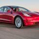 Китай ставит рекорды по продажам автомобилей Tesla