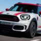 MINI обновила Countryman John Cooper Works