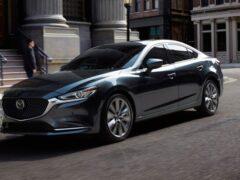 Mazda 6 может лишиться своей дизельной модификации