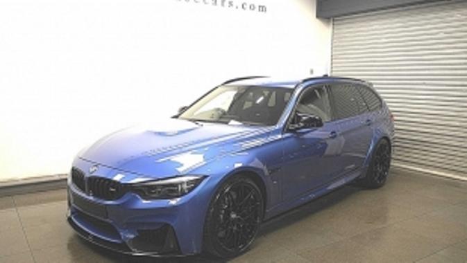 BMW 320d, универсал, модернизированный