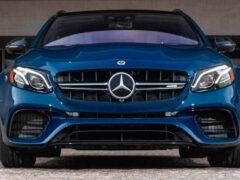 Mercedes-Benz разрешил окрашивать свои авто в цвета конкурентов
