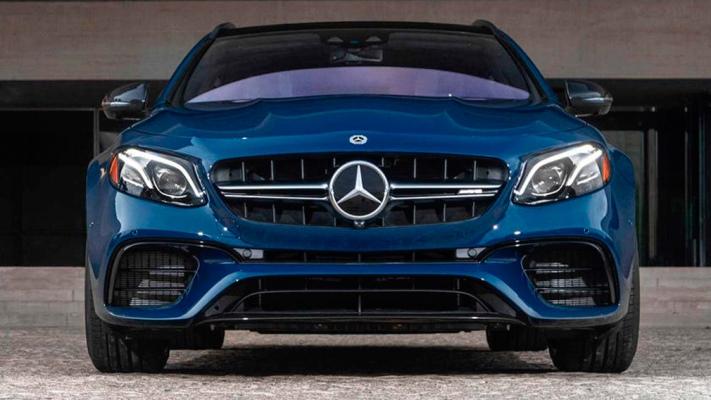 Mercedes-AMG E 63 S Wagon Designo Manufaktur Steel Blue
