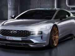 Представлен спорткар Hyundai со средним расположением двигателя
