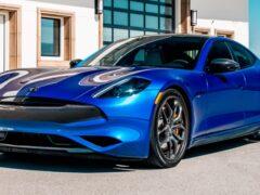 Karma Automotive расширяет присутствие, несмотря на возможное банкротство