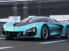 Китайского конкурента Bugatti Chiron оценили в сто миллионов рублей