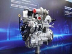 Китайский BYD представил новейший силовой агрегат