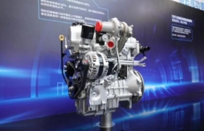BYD, новейший силовой агрегат