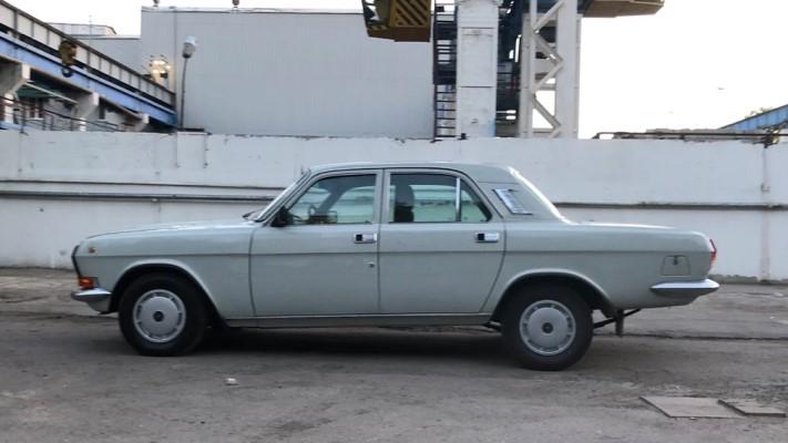 ГАЗ-24-34, Волга, для КГБ