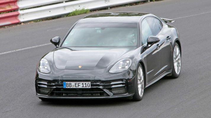 Porsche Panamera Sport Turismo, 2021 года