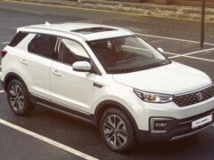 Показана эволюция китайских автомобилей на примере Changan CS55