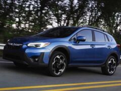 Subaru опубликовала цены на кроссовер Crosstrek 2021 года