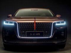 Китайский конкурент Rolls-Royce и Aurus ставит рекорды продаж