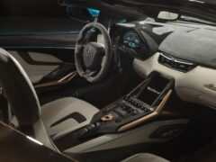 Lamborghini Sian получил инновационную систему охлаждения