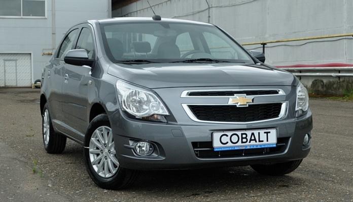 Chevrolet Cobalt, узбекской сборки