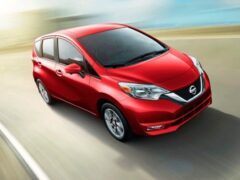 Бренд Nissan анонсировал новый седан