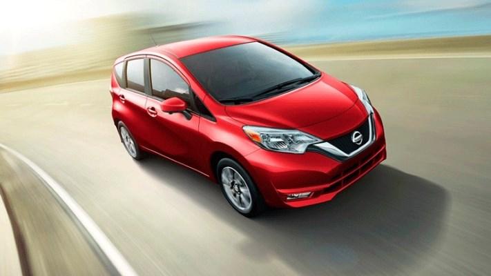 Nissan V-Drive, новый седан