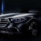 Новый Mercedes-Benz S-Class представят 8 июля
