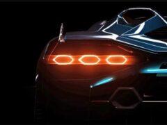 Гибрид Lamborghini Sian станет родстером