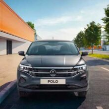 В России стартовали продажи обновленной версии машины Volkswagen Polo