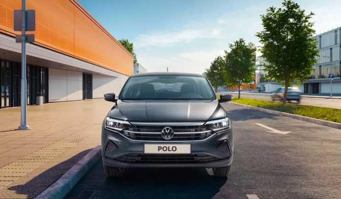 Volkswagen Polo, лифтбек
