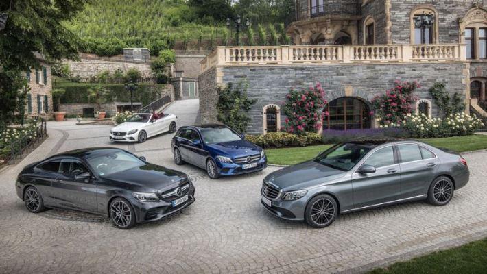 Mercedes-Benz C-Class, седан, купе