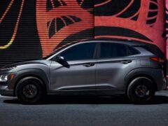 Компания Hyundai представила Kona Night Edition