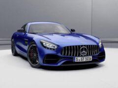 Базовая модификация Mercedes-AMG GT станет мощнее