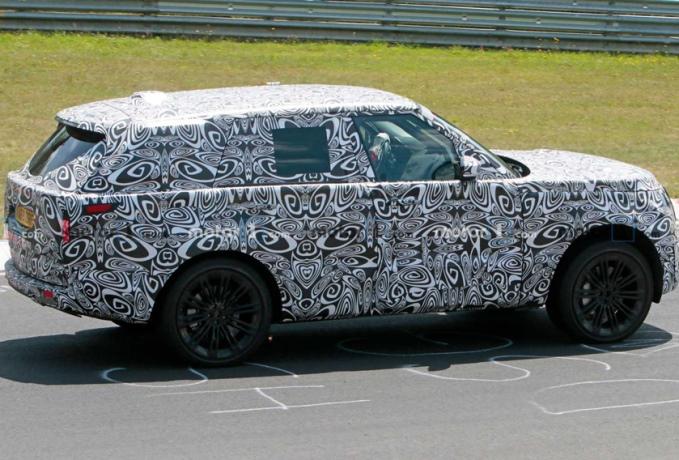 Range Rover 5-го поколения